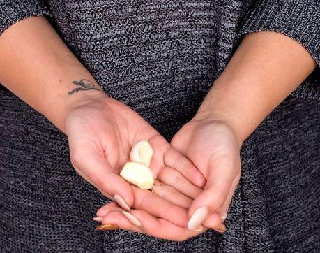 лечение молочницы чесноком