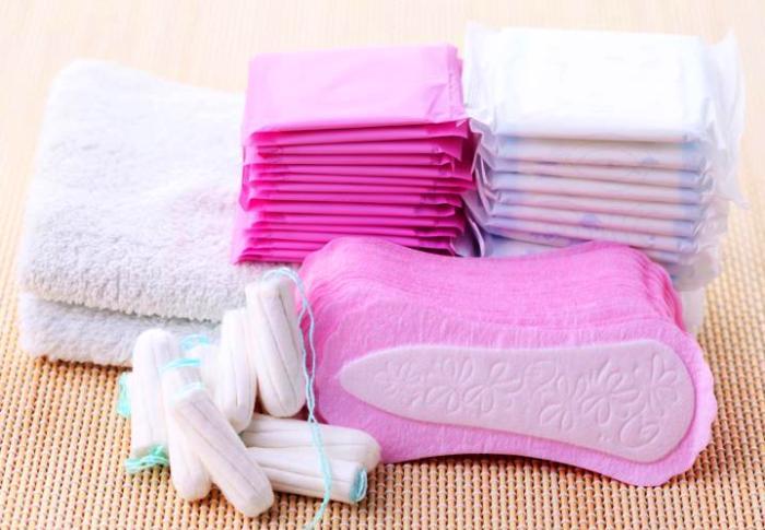 отчего мазня менструация