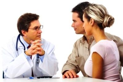 забеременеть прием гинеколога миома