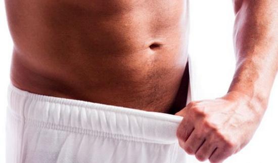 от чего появляется молочница у мужчин