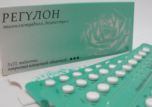 Лечение эндомериоза Регулоном