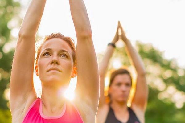 йога при миоме матки комплекс упражнений