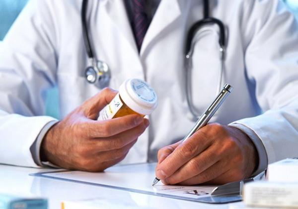 Работа врача