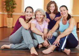 упражнения при миоме матки по методу бубновского