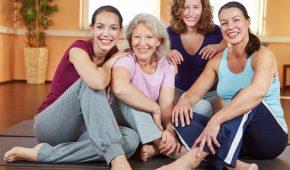 Миниатюра к статье Упражнения Бубновского для женщин — как помогут при миоме?