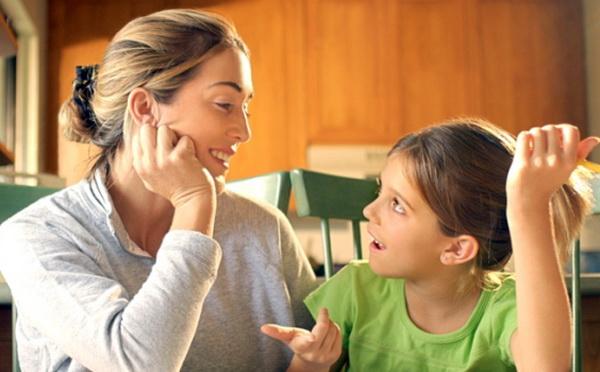 как рассказать девочке про месячные
