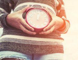 поздняя овуляция и беременность когда покажет тест